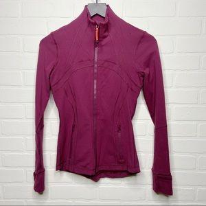 Lululemon Define Jacket mock neck full zip 4